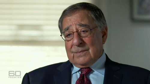 Leon Panetta served as head of defence and the CIA under Barack Obama. (60 Minutes)