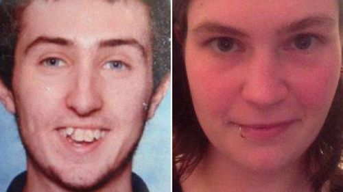 Aaron Pajich (left) was murdered by Jemma Lilley (right) and her housemate Trudi Lenon.