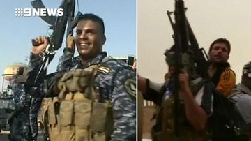 Iraqi troops declare victory in Mosul after long battle