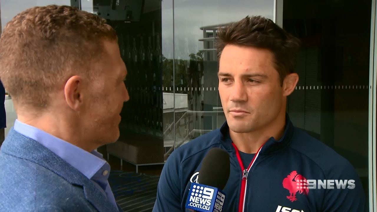 Cooper Cronk still feels guilt about Pearce departure