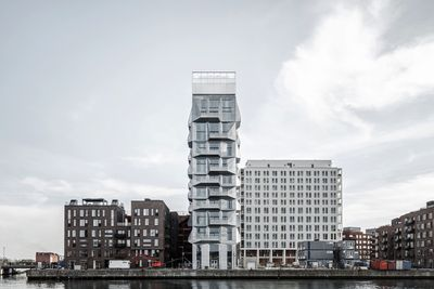 <strong>Best Tall Building Europe: The Silo, Copenhagen</strong>