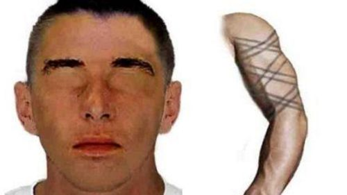 Tattoo may hold key to identifying Melbourne sex attacker