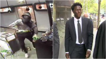 Sledgehammer-wielding jewel thief spared jail