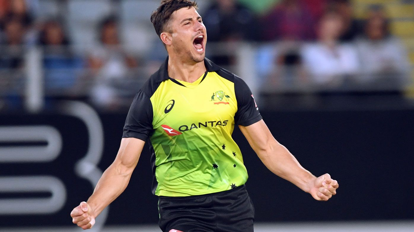 Marcus Stoinis.