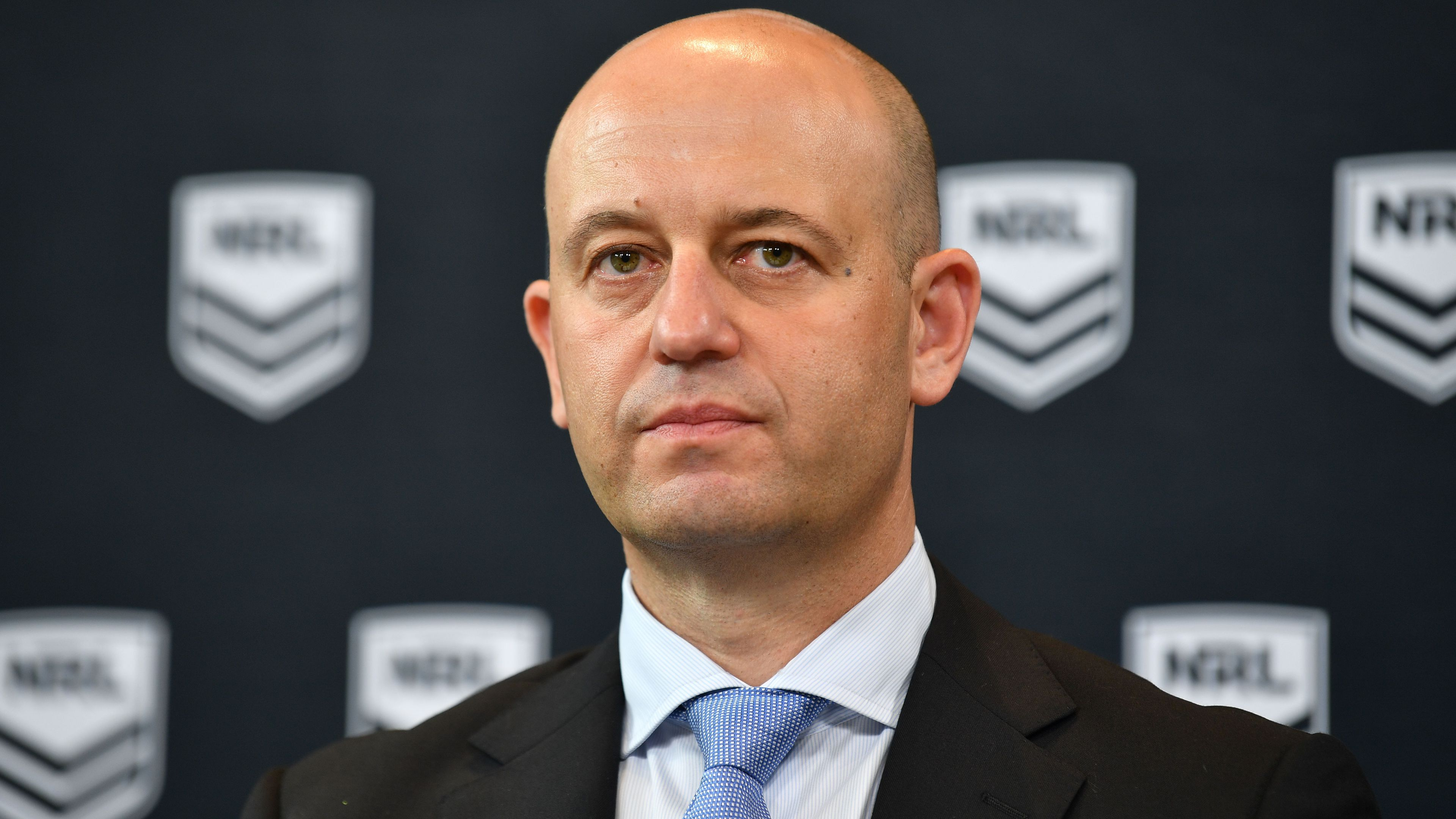 Why NRL boss Todd Greenberg was right to draw line in the sand