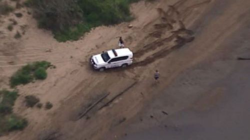 The disappearance sparked a major search along the Brisbane River. (9NEWS)