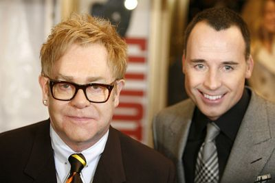 <p>Age gap: 16 years</p><p>After meeting in 1993, Elton and David rule as the gay power couple. </p><p>Just to prove it, Lady Gaga is one the godmothers to their son Zachary. </p>
