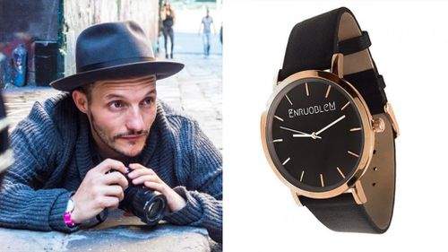 Melbourne photographer launches non-for-profit watch line to support the arts and local charities
