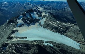 Climate change: Spike in glaciers' rate of melting linked to human greenhouse emissions