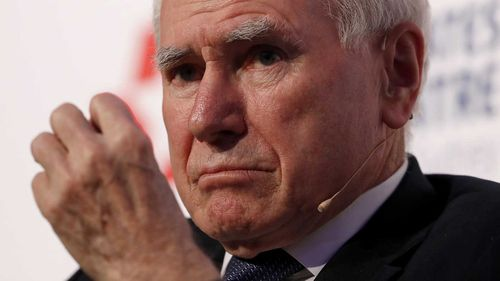 John Howard. (AAP)