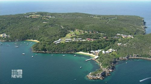 The Quarantine Station in Sydney is set amongst some of the city's best real-estate.