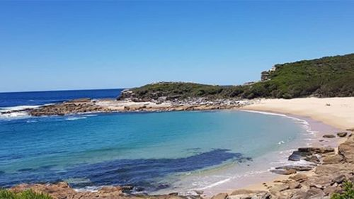 A man has drowned at Little Marley Beach in Sydney's Royal National Park.