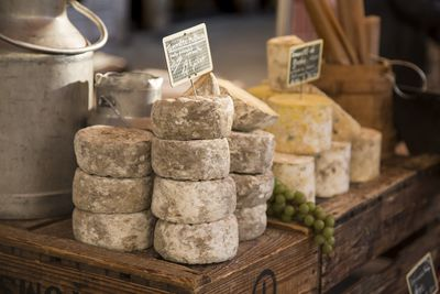In 2004, a panel of expert olfactory researchers at Cranfield University deemed this soft, creamy cheese the stinkiest in the world.Vieux Boulogne.