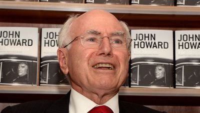 """<p>Former Liberal Prime Minister and Fraser government treasurer John Howard told Melbourn radio station 3AW that Fraser was a """"remarkably strong leader"""" in the lead-up to Whitlam's dismissal.</p>"""