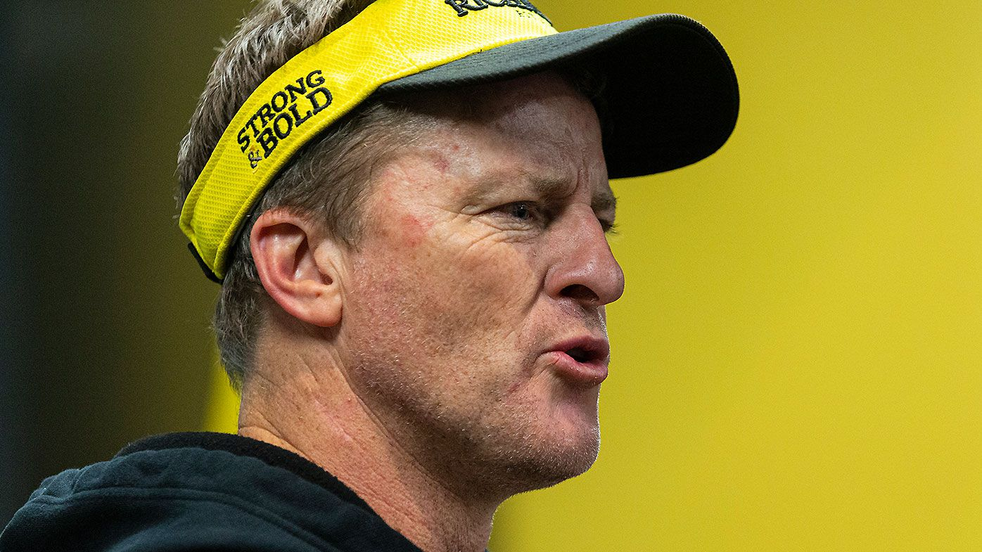 Richmond coach Damien Hardwick warns AFL to 'stop tinkering with the rules'