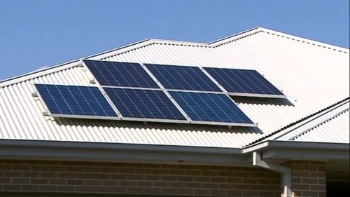 Power price rises have driven 50,000 families across the country to install solar batteries.