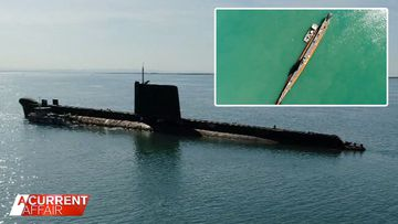 The raging battle to save Cold War sub from becoming scrap metal