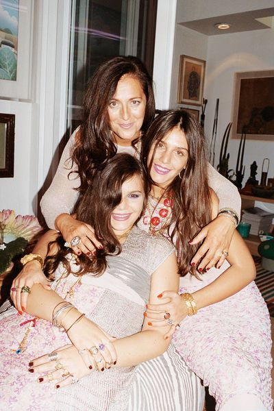 <p>The Missoni Family -Missoni</p> <p>The luxury Italian brand was founded more than half a century ago by Ottavio, a former Olympic hurdler, and his wife Rosita Missoni, in 1953.</p> <p> The brand started as a small knitwear business called Maglificio Jolly and quickly grew into a high-end fashion label, changing to the name Missoni in 1958.</p> <p>Missoni reached the peak of its influence in the fashion world in the early '70s thanks to their colourful knitwear designs, psychedelic prints and use of sheer fabrics.&nbsp;</p> <p>In 1996 the Missoni's transferred control of the business to their three children: Vittoria, Luca and Angela.  Angela Missoni remains the label's creative director with her daughter Margarita in charge of Missoni's accessories and swimwear lines.</p>
