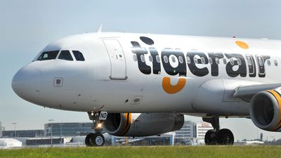 Tigerair flight makes emergency stop in Brisbane
