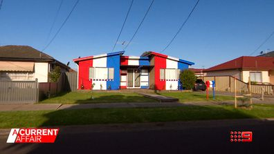 Neighbours divided over favourite AFL teams.