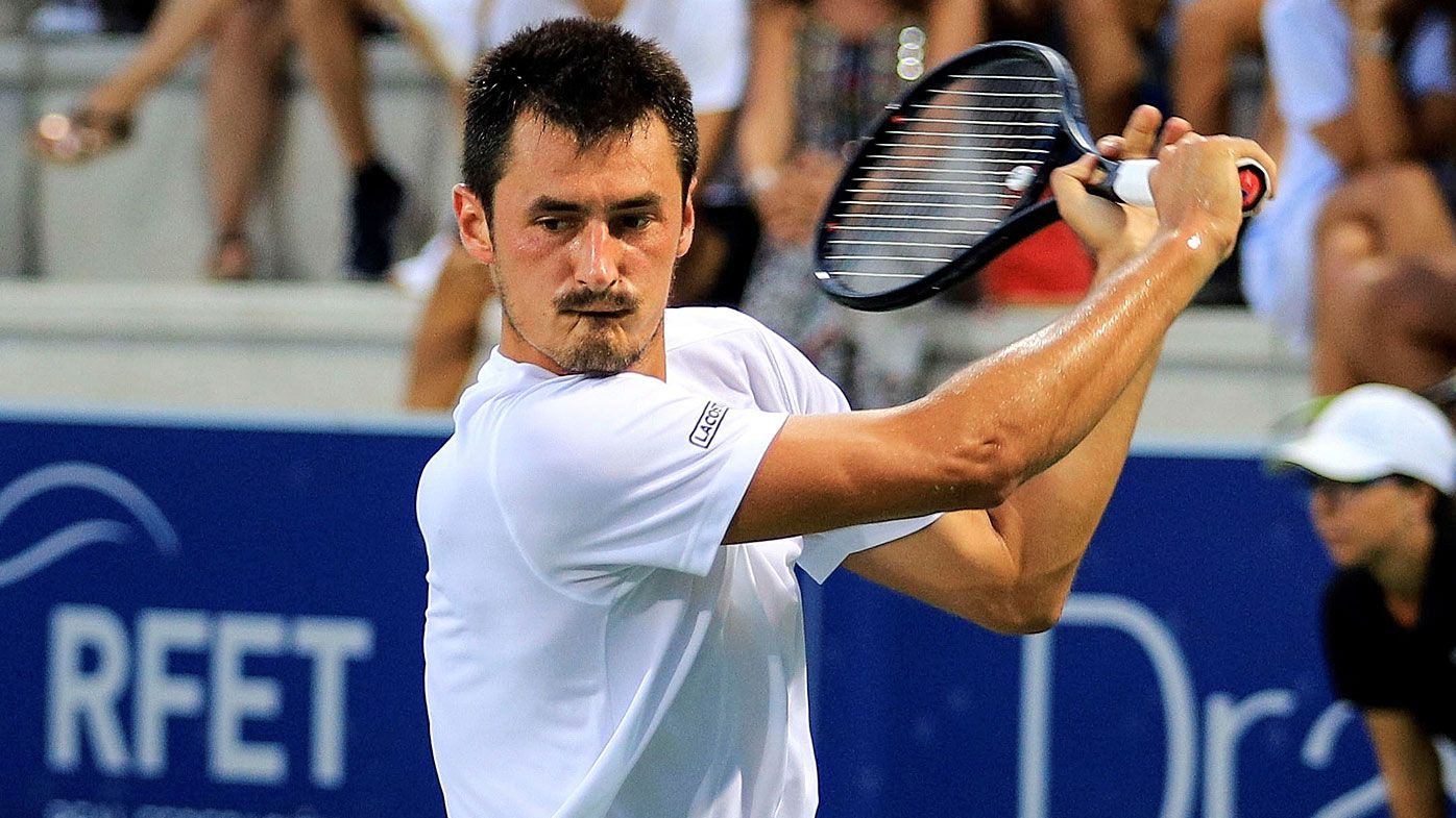 Bernard Tomic into Chengdu Open semi-finals