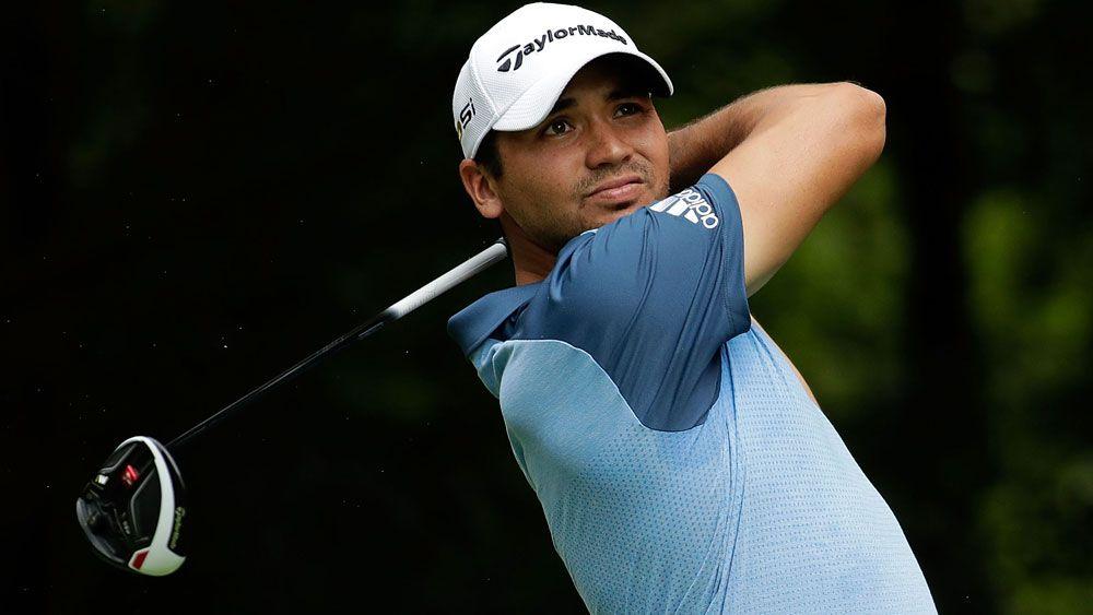 World No.1 golfer Jason Day introduced as Jordan Day