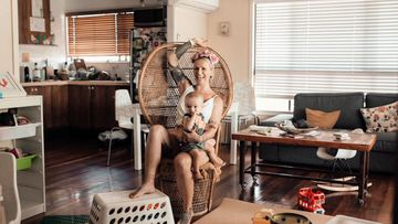 The Motherhood Project normalising the messy side of parenting