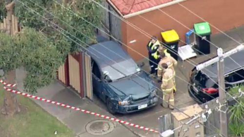 The Commodore was allegedly stolen. (9NEWS)