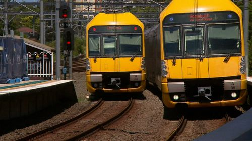 17 new Waratah trains are on the cusp of being brought to Sydney from China.