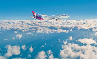 Hawaiian Airlines A330 aircraft