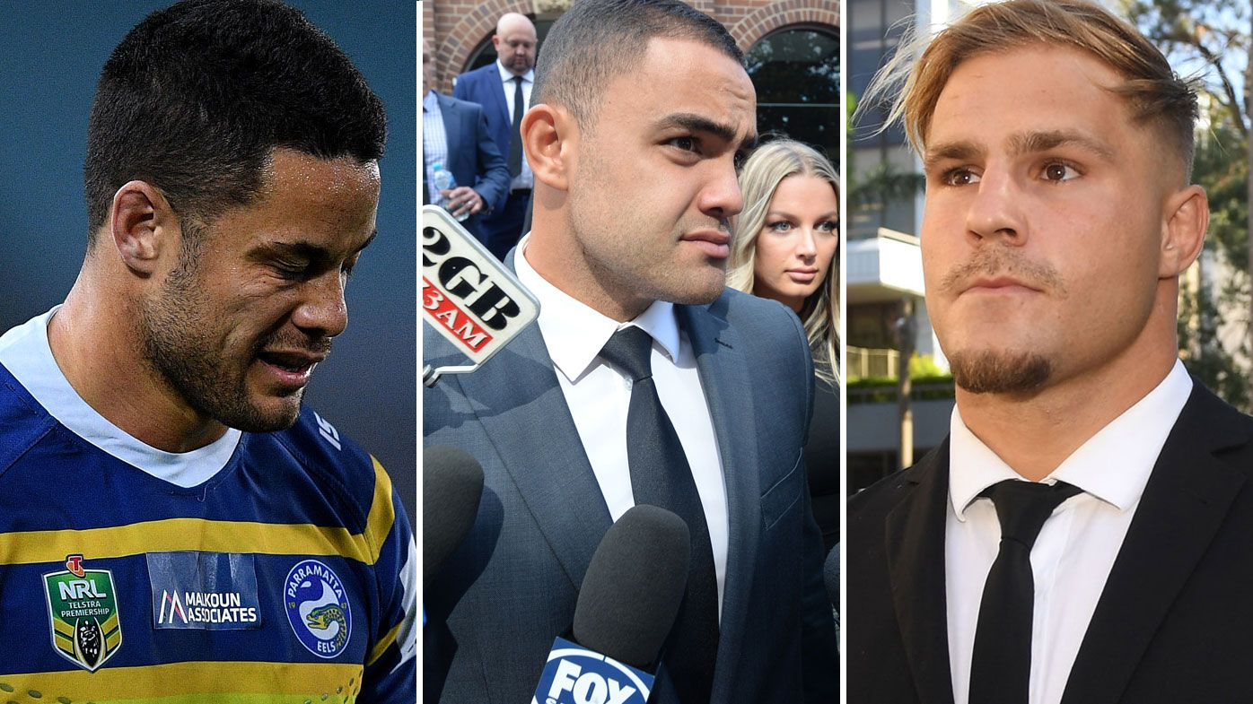 Australian rugby league gets tough on players, crime