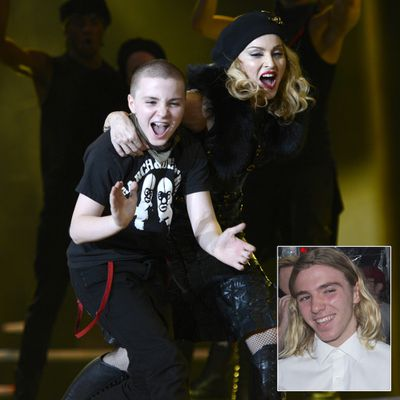 Madonna vs. Rocco Ritchie