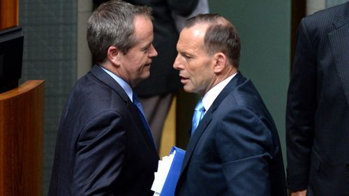 Abbott takes another battering in polls with Shorten leading as preferred PM