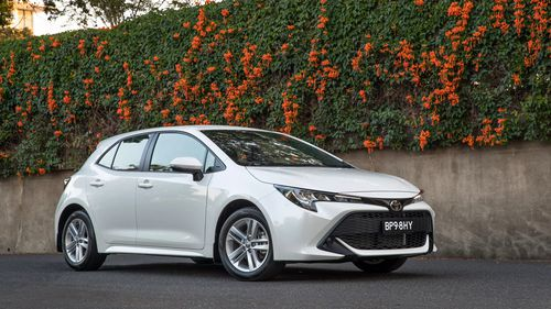 The Ascent Sport will be the cheapest Corolla at $22,870.
