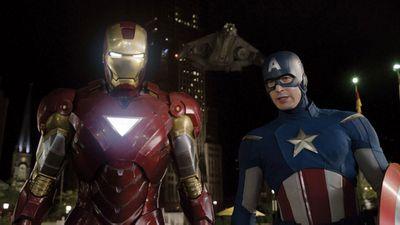 Robert Downey Jr - The Avengers (2012)