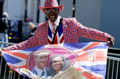 Keen fans are flocking to Windsor. (Getty)