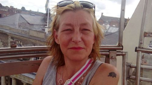 Dawn Sturgess died after exposure to a nerve agent in southeast England. (Photo: AP).