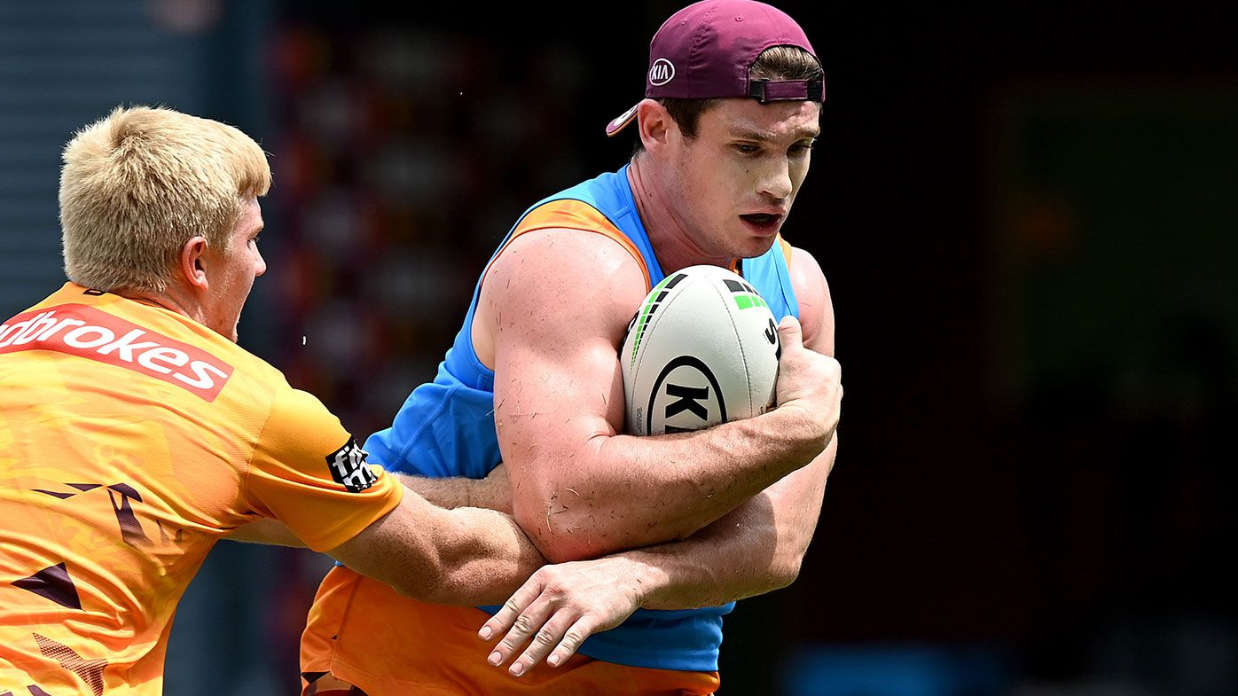 Brisbane Broncos re-sign young prop Ethan Bullemor