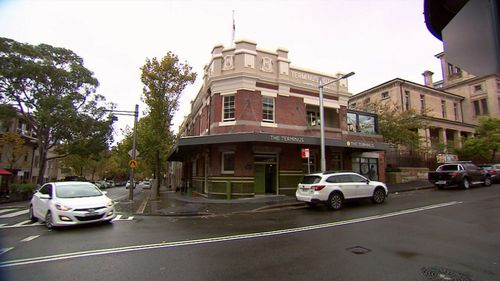 The Terminus Hotel is re-opening three decades after it shut up shop. (9NEWS)