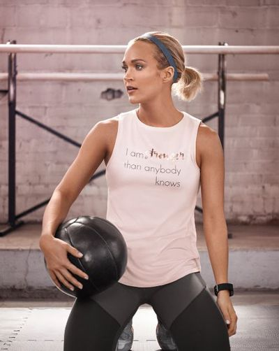 "Singer Carrie Underwood has her own activewear label called <a href=""https://www.caliastudio.com/"" target=""_blank"" title=""Calia by Carrie Underwood"" draggable=""false"">Calia by Carrie Underwood</a>"