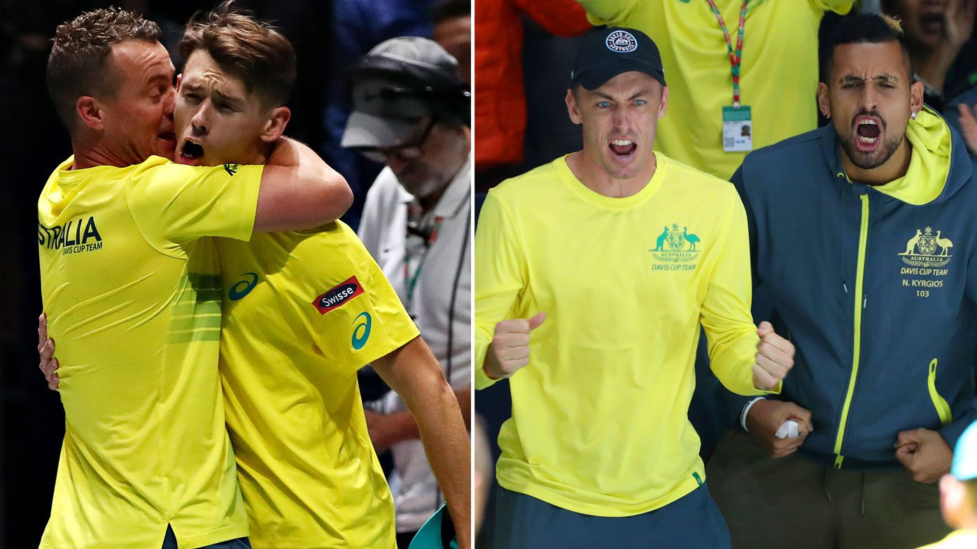 'That performance is on me': John Millman left devastated by Davis Cup loss to Canada