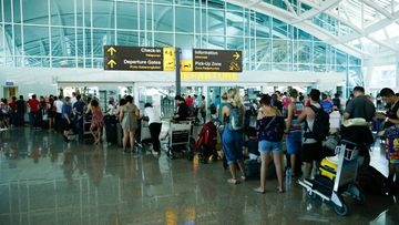 Australians travelling to Indonesia will no longer have to pay an entry tax. (AAP)