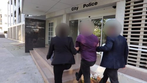 The accused's defence lawyer told the court he denies the allegations. (ACT Policing)
