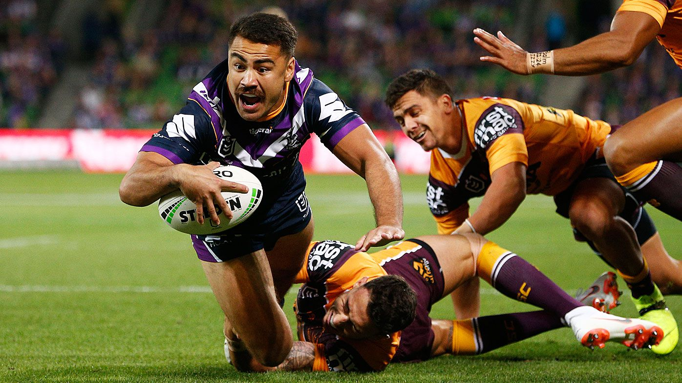 Storm stars impressed by NRL referees' restraint in season opener