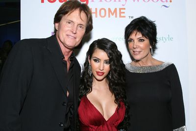 As the Kardashian name becomes household, Bruce makes a tiny trip to the plastic surgeon to have his botched face lift fixed up. <br><br>And Kim spills the beans on her personal blog.