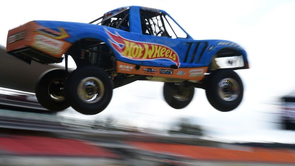 A Stadium Super Truck. (AAP-file)