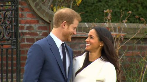 Prince Harry and actress Meghan Markle will marry this weekend.