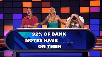 The Hundred panel left in stitches over Sophie Monk's response.
