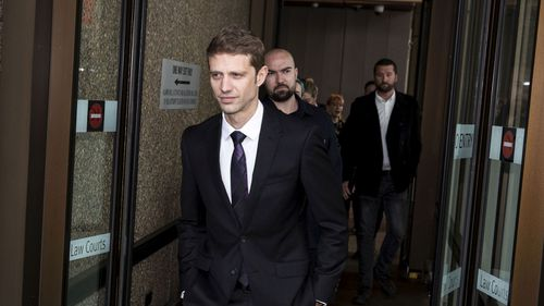 Kitson jailed over role in $105m ATO fraud