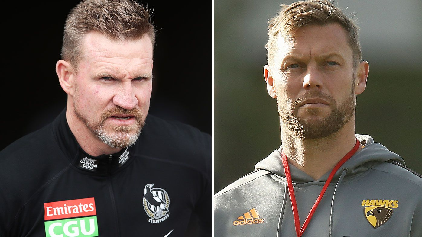 EXCLUSIVE: The lesson Sam Mitchell can take from Nathan Buckley's rocky coaching beginning